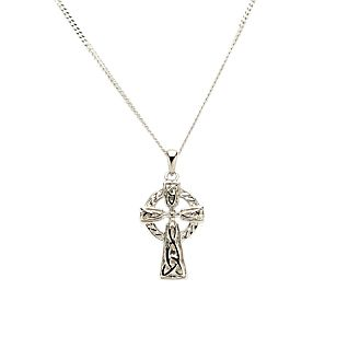 View Celtic Cross Necklace image