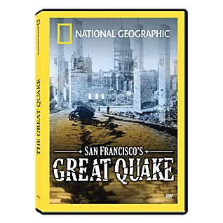 View San Francisco's Great Quake DVD image