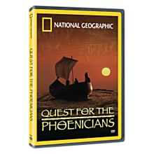 Quest for the Phoenicians DVD