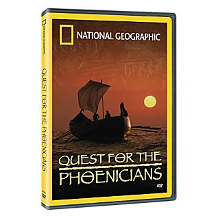 View Quest for the Phoenicians DVD image