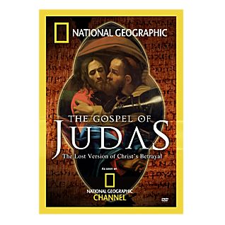 The Gospel of Judas DVD