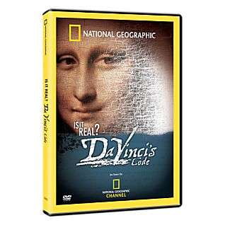 View Is it Real? DaVinci's Code DVD image