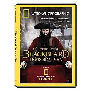 Blackbeard DVD