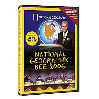 National Geographic Bee 2006 DVD