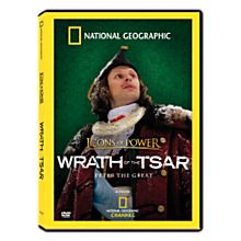 Wrath of the Tsar: Peter the Great DVD