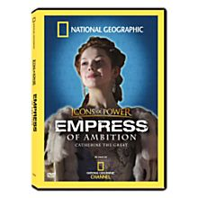 Empress of Ambition: Catherine the Great DVD, 2006