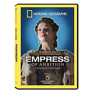 Empress of Ambition: Catherine the Great DVD