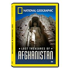 Lost Treasures of Afghanistan DVD, 2006