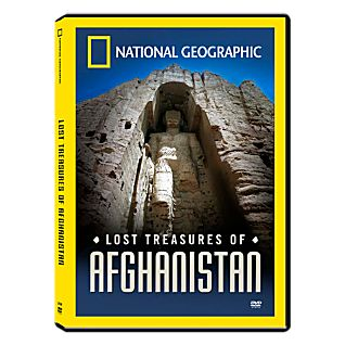 Lost Treasures of Afghanistan DVD