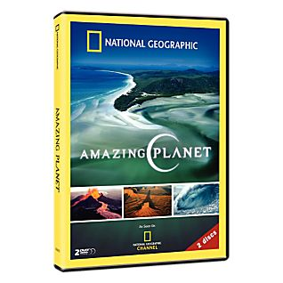 Amazing Planet DVD