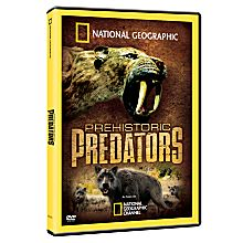 Prehistoric Animals DVD