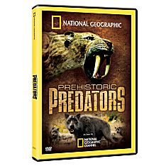 Prehistoric Predators DVD Set, 2007