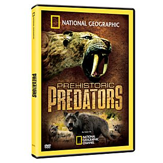 Prehistoric Predators DVD Set