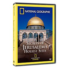 Secrets of Jerusalem's Holiest Sites DVD