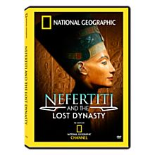 Nefertiti and the Lost Dynasty DVD