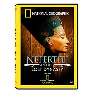 View Nefertiti and the Lost Dynasty DVD image