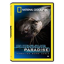 Surviving Paradise: Hawaiian Monk Seals DVD
