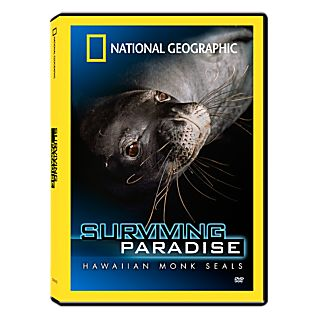 View Surviving Paradise: Hawaiian Monk Seals DVD image