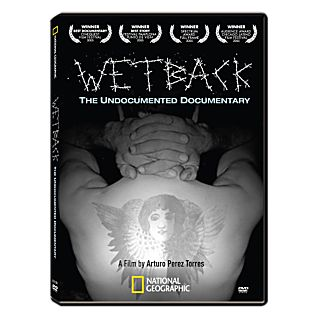 View Wetback: The Undocumented Documentary DVD image