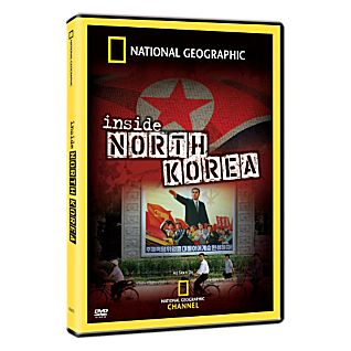 View Inside North Korea DVD image