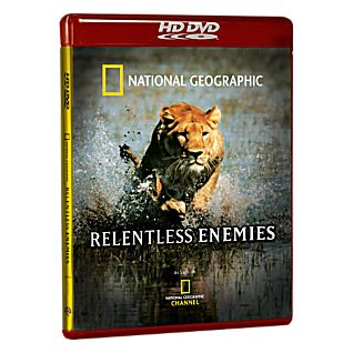 Relentless Enemies - HD DVD
