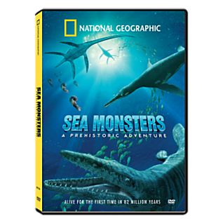 View Sea Monsters - Standard DVD image