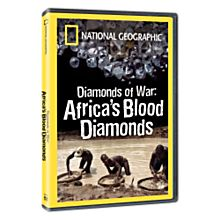 Diamonds of War - Africa's Blood Diamonds DVD