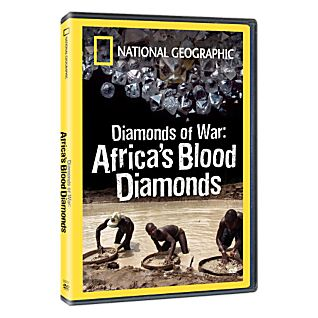 View Diamonds of War - Africa's Blood Diamonds DVD image