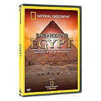 Engineering Egypt DVD