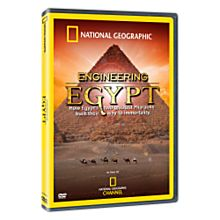 Engineering Egypt DVD