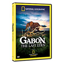 Gabon: The Last Eden DVD, 2007