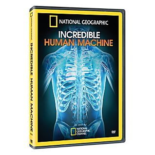 Incredible Human Machine DVD