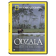 Odzala: Islands in the Forest DVD, 2008