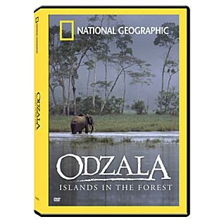 View Odzala: Islands in the Forest DVD image