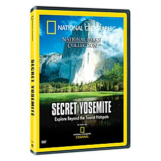 View Secret Yosemite DVD image