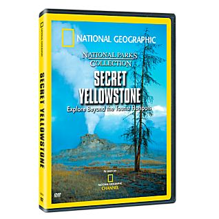 View Secret Yellowstone DVD image