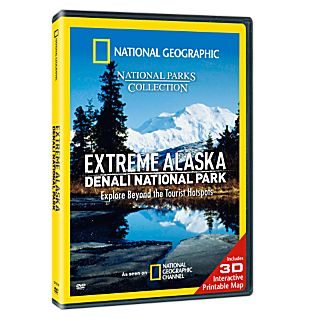 Extreme Alaska: Denali National Park DVD