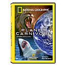 Planet Carnivore - Sharks and Lions DVD