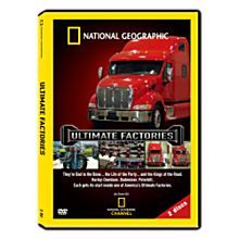 Ultimate Factories DVD