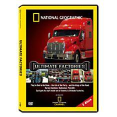 Ultimate Factories DVDs