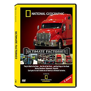 View Ultimate Factories DVD image