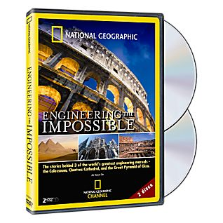 View Engineering the Impossible DVD image