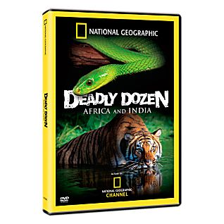 Deadly Dozen: Africa and India DVD