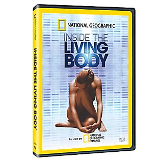View Inside the Living Body DVD image