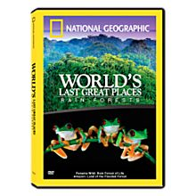 World's Last Great Places Rainforests DVD, 2007