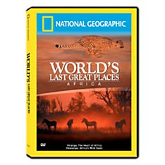 World's Last Great Places Africa Inland DVD
