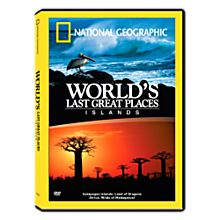 World's Last Great Places Islands DVD, 2007