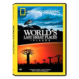 View World's Last Great Places Islands DVD image