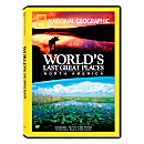 World's Last Great Places North America DVD