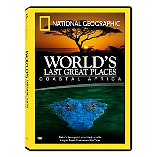 World's Last Great Places Africa Coastal DVD